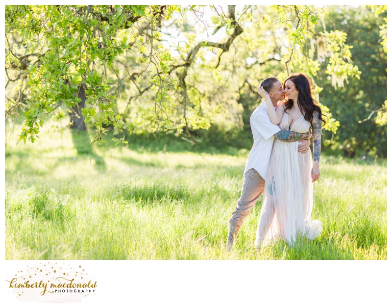 sonoma county engagement session