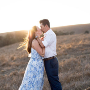 petaluma engagement session